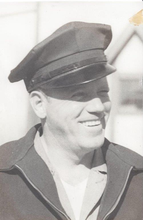 Bill Cartwright Sr in cap